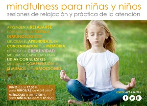 Mindfulness para los peques de la casa