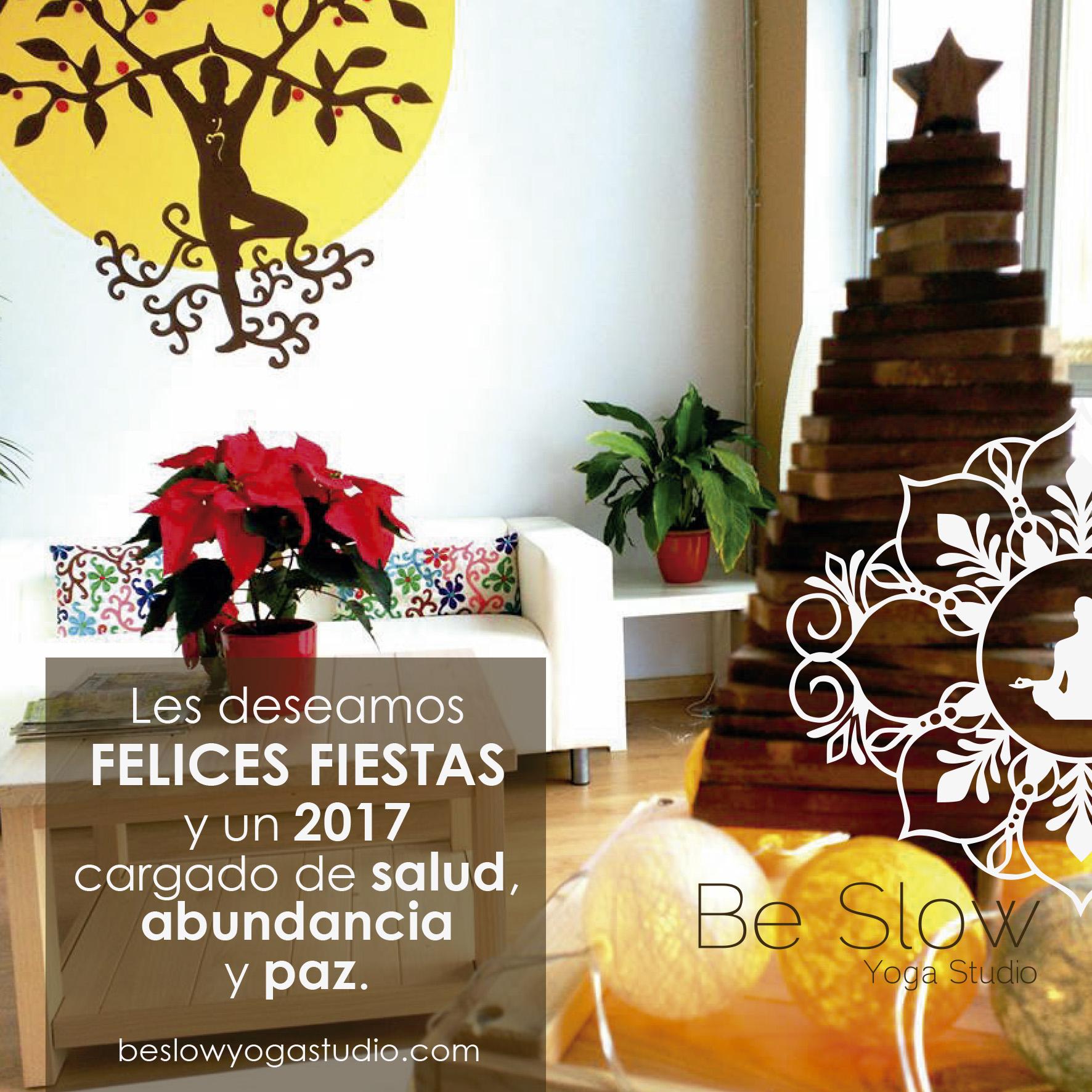 FELICES FIESTAS y lo mejor para este Año Nuevo.