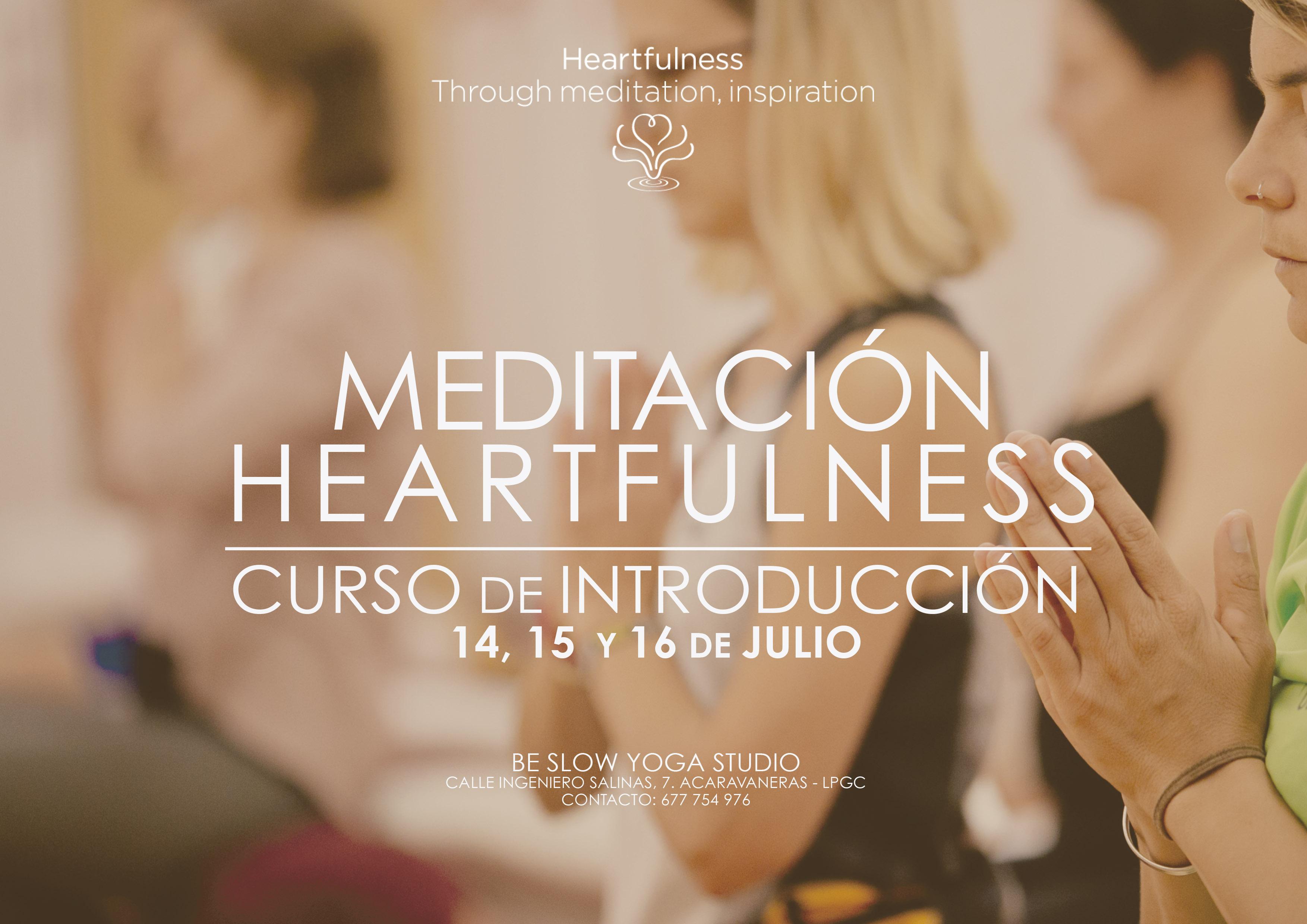 Introducción a la Meditación Heartfulness este fin de semana