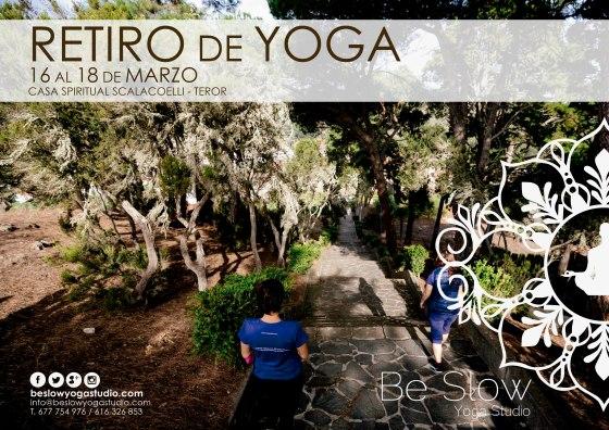 Volvemos con un Retiro de Yoga en Gran Canaria