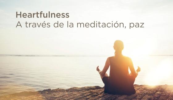 Este sábado, Introducción a la Meditación Heartfulness