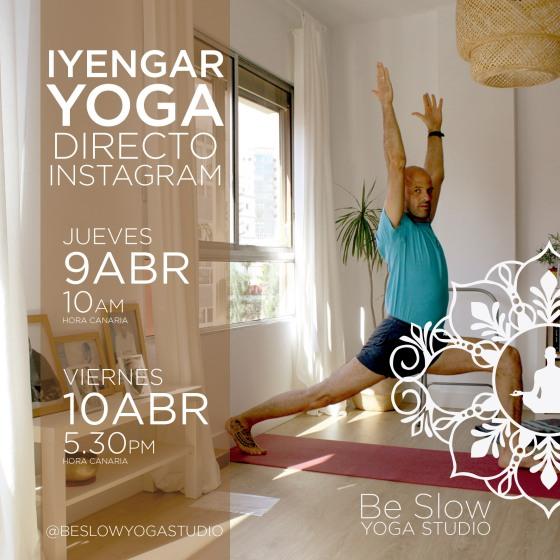 ¡Esta Semana Santa seguimos con más yoga!